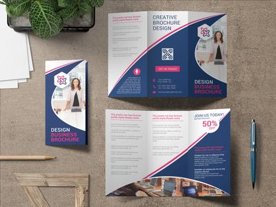 Tri - Fold Brochure Design