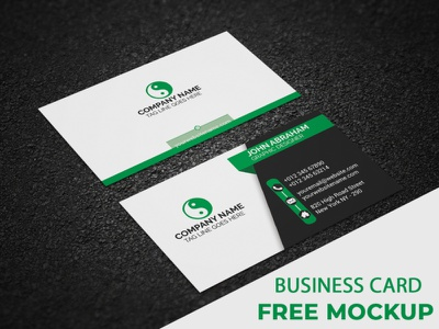 Free Business Card PSD Mockup design branding illustration free psd new business card free business card mockups logo download business card card mockup business identity business card templates business card idea branding busines card 2019 business card business card mockup free download free free mockup