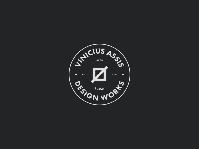Personal Brand - Logo Badge brand design vector badge logo badge marca logo