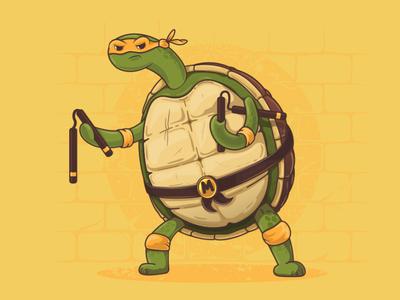 TMNT - Michelangelo