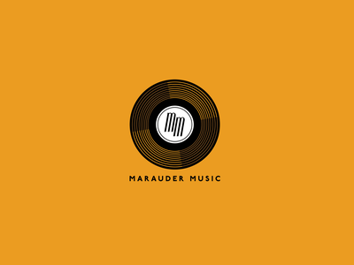 Marauder Music | Logo logo branding vector illustration color design