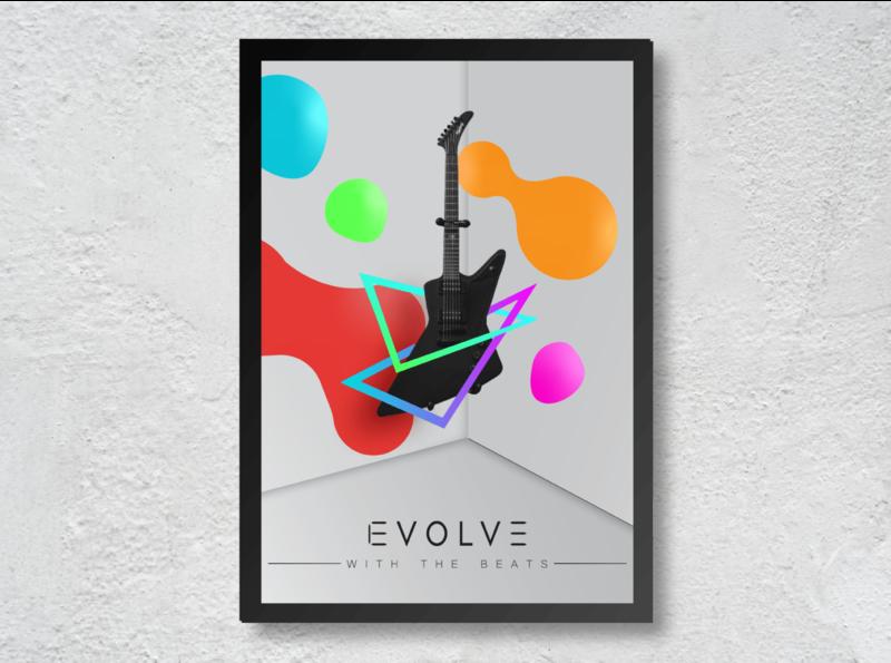 Music Poster design