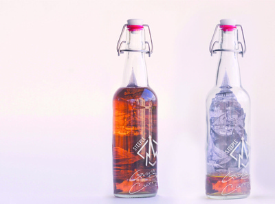 Steeple Bottles