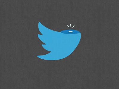 Tweeter Icon twitter icon twitter icon branding illustrator vector flat flat illustration illustration
