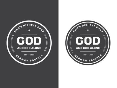 God & God Alone.