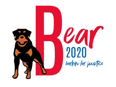 Bear for President 2020