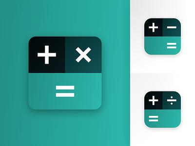 Daily UI 005 - App Icon calculator green 005 app ui designer appicon daily ui challenge app design daily ui 005 daily ui dailyui icon app vector ui design