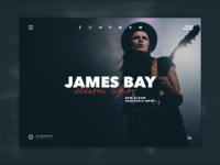 James Bay - Promo Page