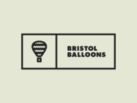 Day 02 - Daily Logo Challenge - Hot Air Balloon