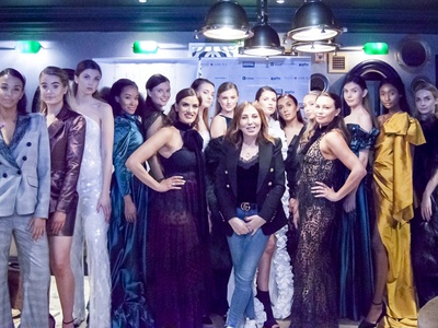 Model and runway fashion show photography fashion photoshop photos photography photographer photo