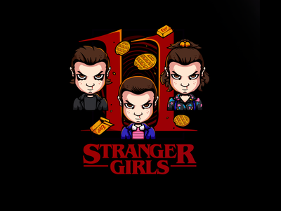 Stranger Girls | Estampa/Print