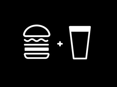 Burger + Beer Promo