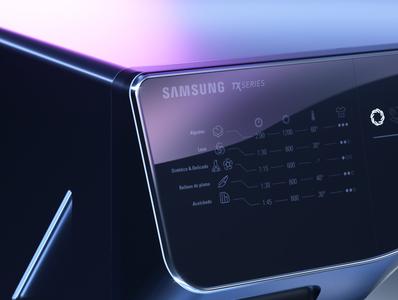 Samsung TX SERIES washing machine