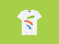Three Kisses | T-shirt design