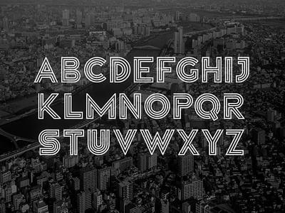 Ico Typeface maze font type design display logofont tugcu typeface poster game album cover font title logo creativemarket