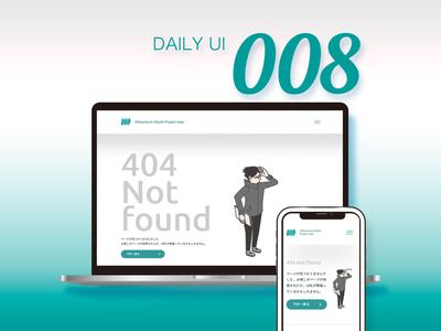 dailyUI 008