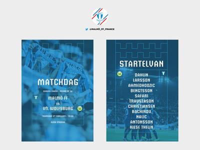 Poster identity Malmö FF 2020