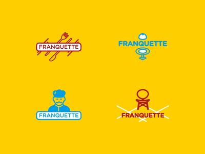 Proposal of logos for a french company