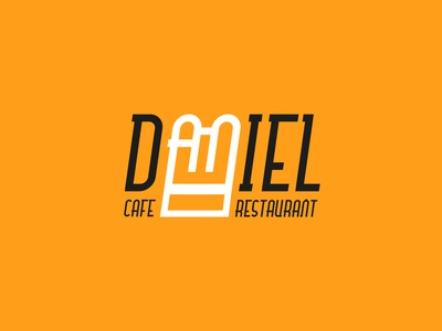Logotype for a restaurant