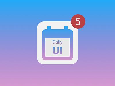 DailyUI №5 - App icon branding app ui application icon icon ui design uidesign ui figma daily ui dailyui