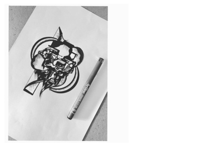 abstracta #sketch