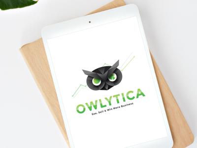 OWLYTICA Logo Concept