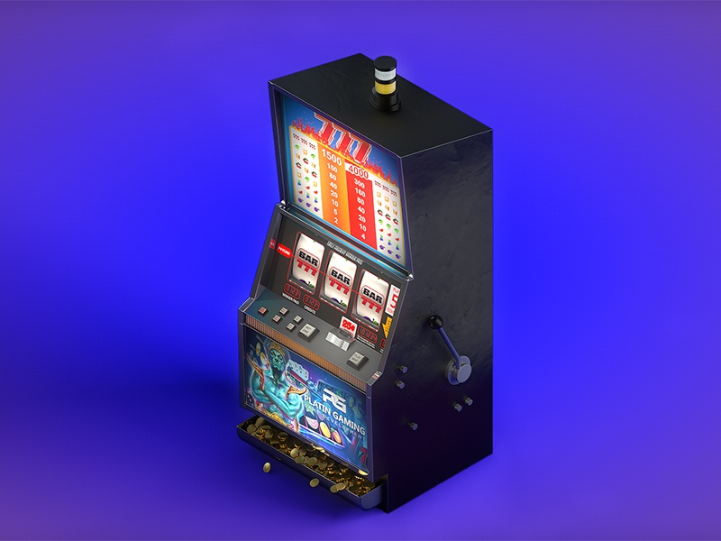 Come hackerare una slot machine