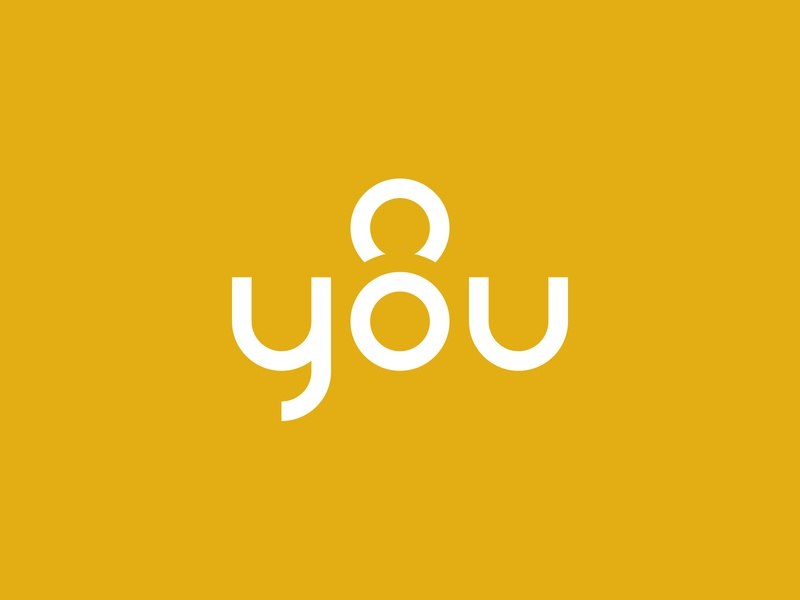 Youco user icon design branding design logo design logotype typography identity design custom lettering custom type brand agency brand direction brand identity brand design branding logo