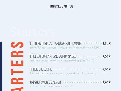 restaurant pricelist close up food restaurant menu design pricelist menu closeup