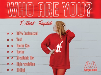 T Shirt Template ( vector art ) design branding typography icon vector illustration art graphics artistic