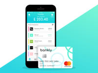 Bankly — finance at your fingertips