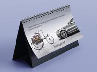 Mercedes Benz Calendar