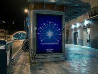 Mecedes Benz Billboard