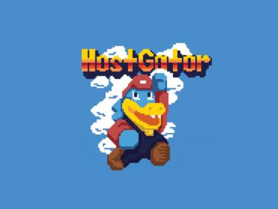 Snappy Mario Pixel Mashup mascot character mariobros pixel pixel art illustration branding vector flat