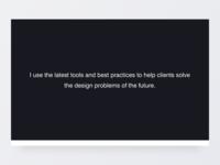 Neworks web clean minimal colours 2d marketing website typography logo design branding ixd ux ui portfolio