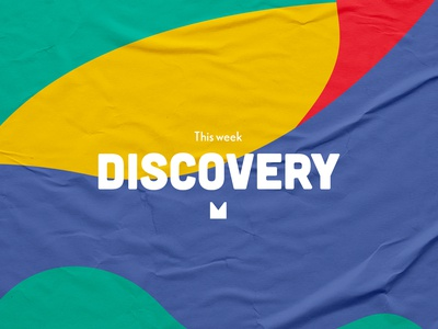 Branding for Discovery - church