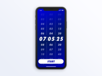 Daily UI 014 - Countdown Timer