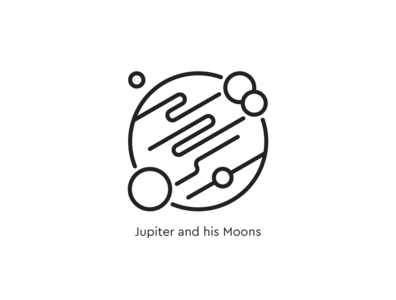 Jupiter and his Moons