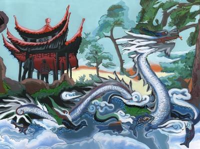 Celestial dragon.