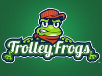 SWB TrolleyFrogs Logo