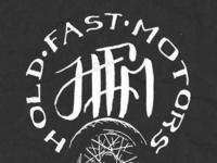 Hold Fast Motors Logo