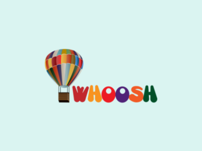 Hot Air Balloon Logo Challenge - Day 2
