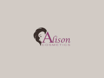 A Fictional Cosmetics Shop Logo Challenge - Day 5