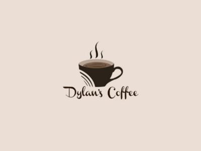Logo for a Coffee Shop Challenge - Day 6