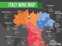 Italian Wine Regions Excerpt