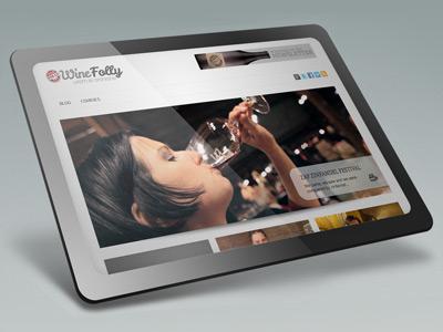 Wordpress winefolly