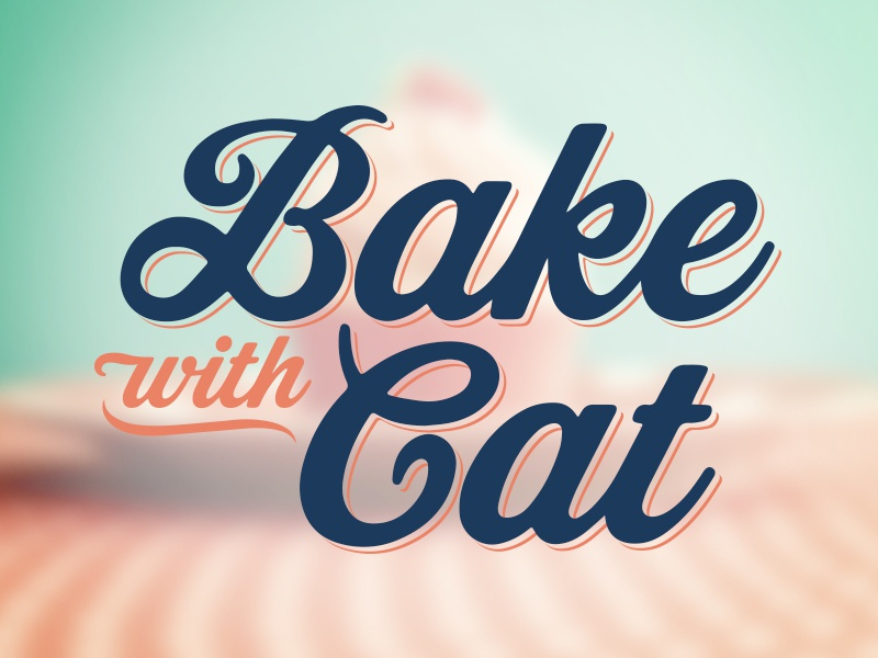Bake with cat