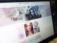 Jewellery site design development