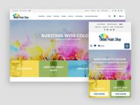 Paint Shop UI