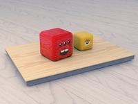 Billybloc - 3D Concept